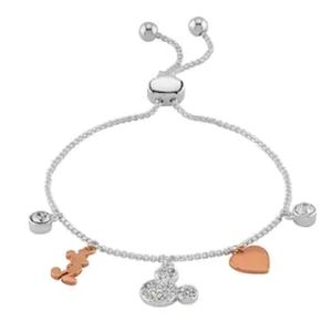 Disney I Love Mickey adjustable bracelet